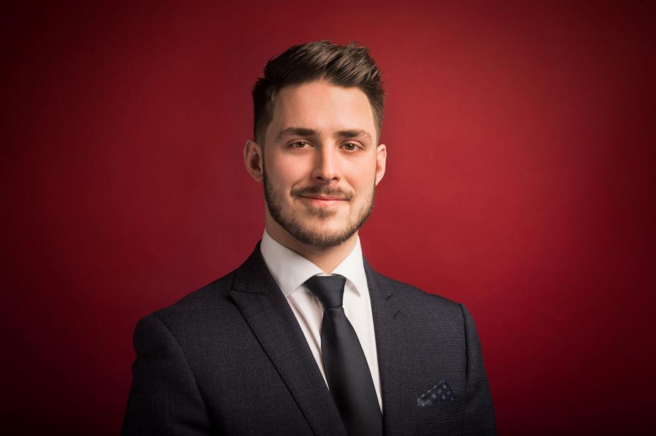 Patrick Ouellette, directeur des relations à la clientèle au Centre Porsche Québec