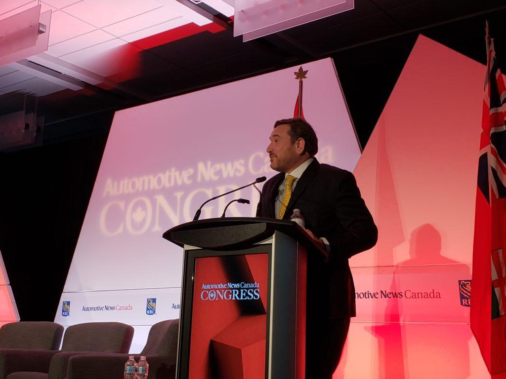 Michael Dobbins, responsable de la stratégie et du développement de RBC