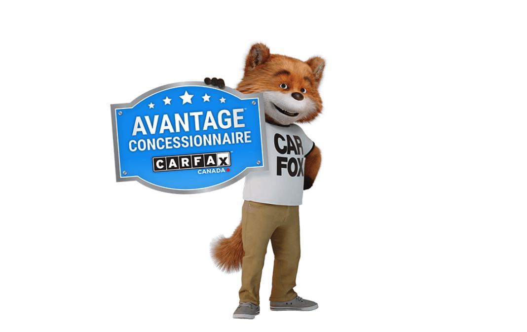 CARFAX Avantage Concessionnaire