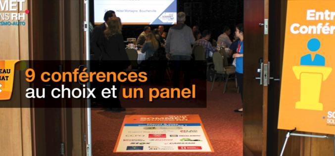 RÉSERVER LA DATE: cinquième Sommet Solutions RH le 29 mai à Boucherville