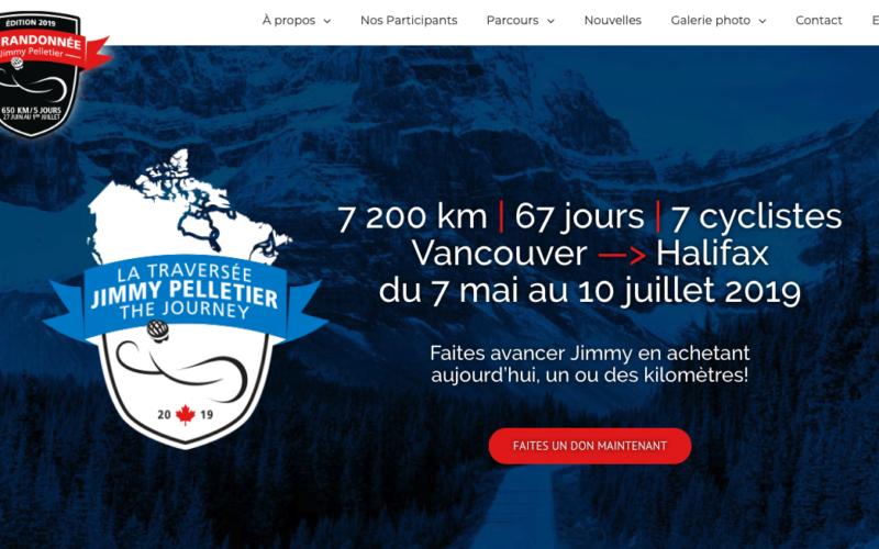 Beauport Nissan et Ste-Foy Nissan soutiennent l'athlète paralympique Jimmy Pelletier