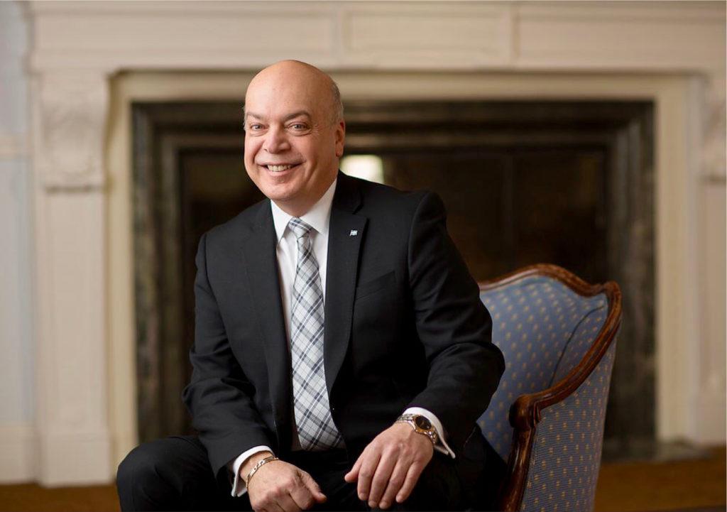 Robert Poëti P.-D.G de la CCAQ