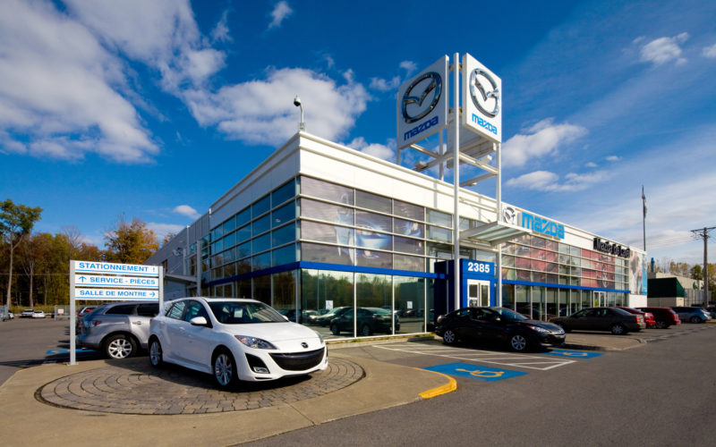 Neuf concessionnaires Mazda du Québec se distinguent