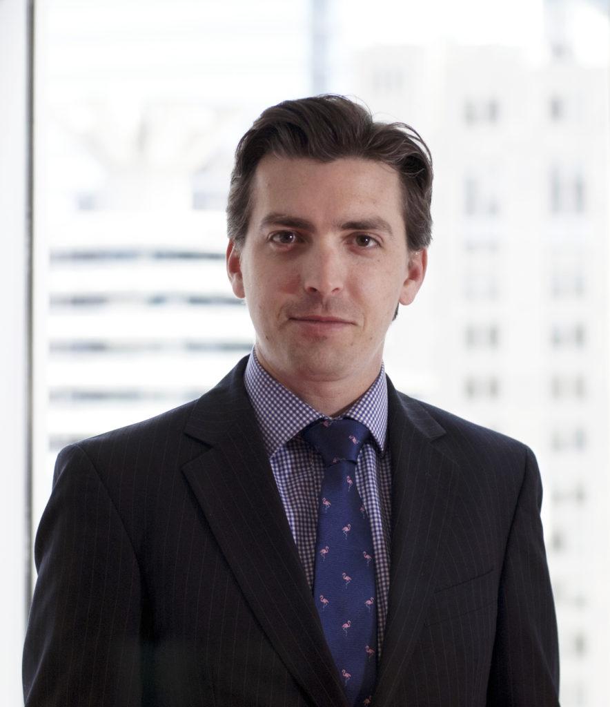 JD Ney, directeur chez JD Power Canada et responsable de la division automobile