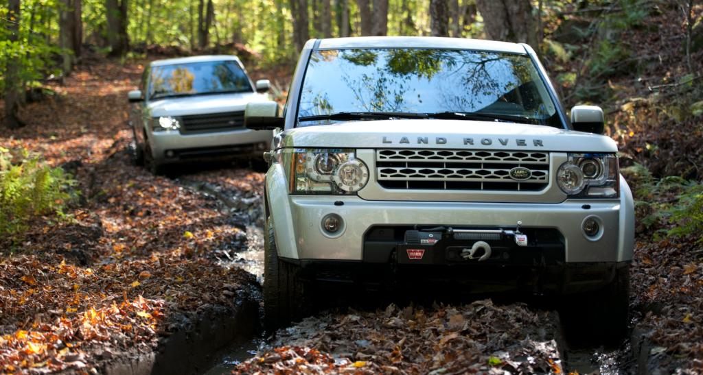 expériences Land Rover