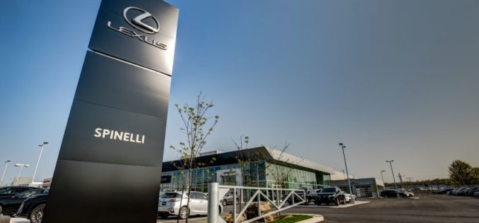 Spinelli Lexus Lachine : le seul récipiendaire québécois du prix Élite conquête de l'excellence Lexus 2018