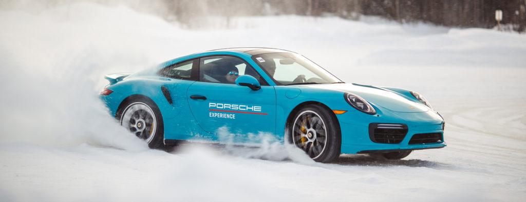 Porsche École de Pilotage