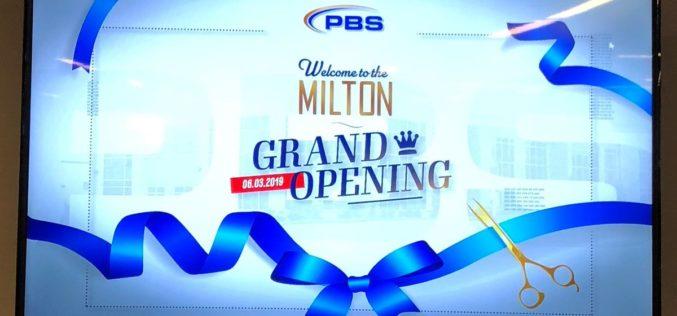 Un nouveau centre de formation et d'assistance pour PBS Systems