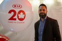 Kia Canada : 20 bougies et un nouveau vice-président