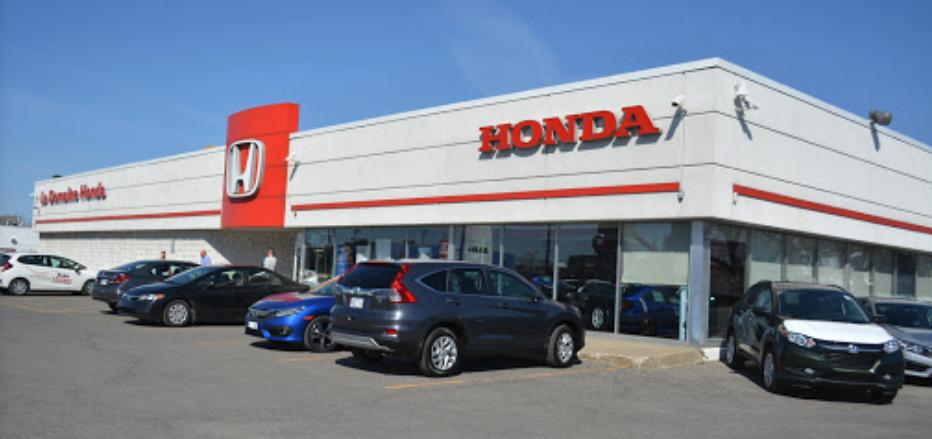 Honda Pointe-aux-Trembles