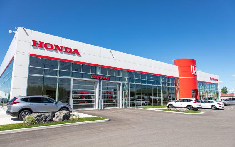 Honda De Terrebonne >> Un Nouvel Immeuble Pour Les 32 Ans De Honda De Terrebonne