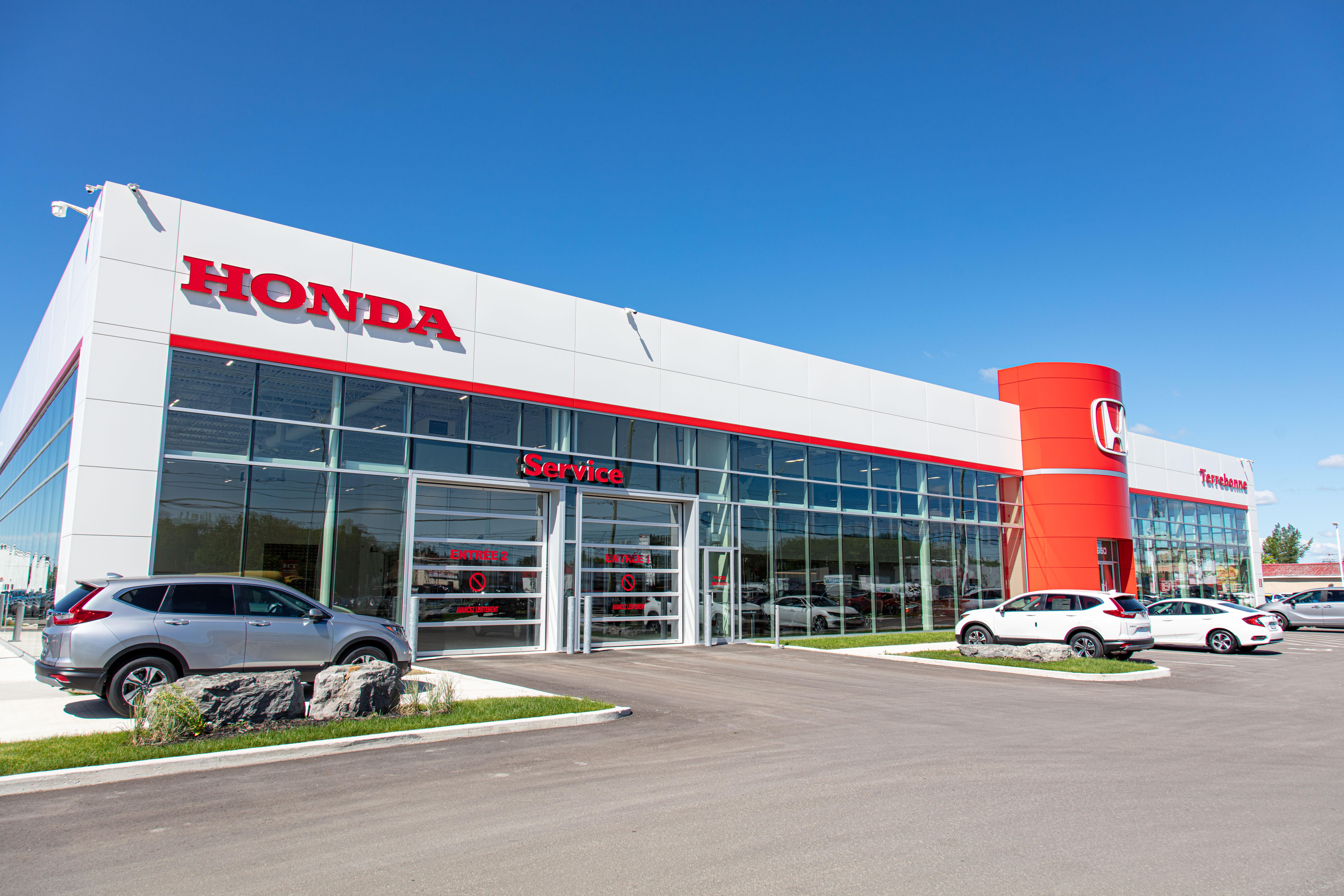 Honda terrebonne