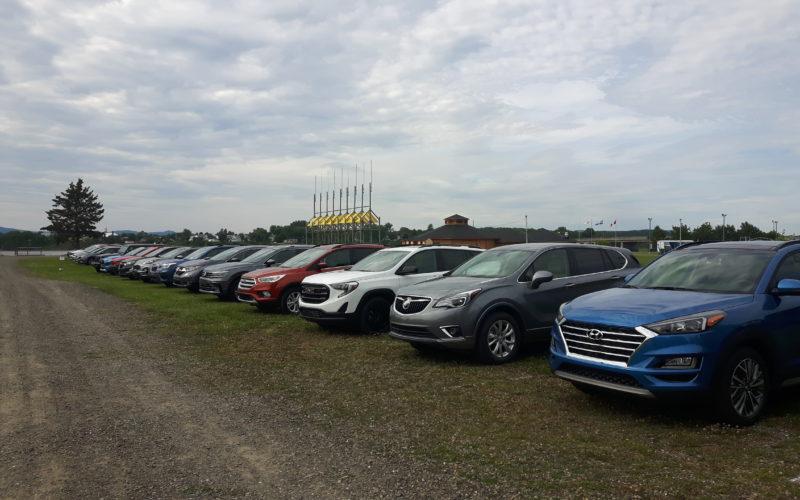Un Festival de l'auto en Gaspésie
