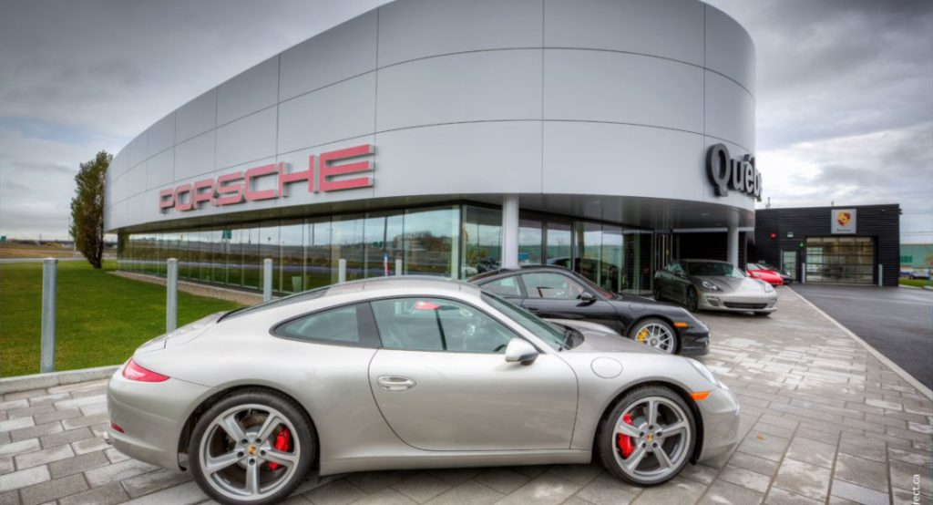 Centre Porsche Québec