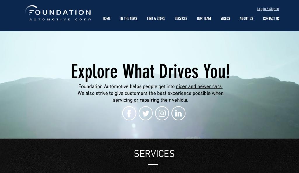 Foundation automotive Group
