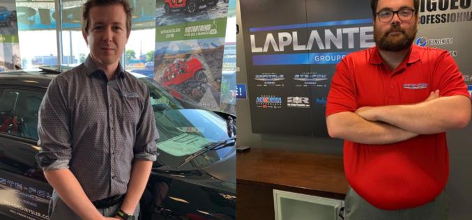 Deux nouveaux directeurs chez Ste-Foy Chrysler