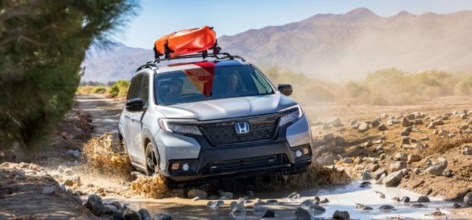Essai Honda Passport 2019: Combler un vide