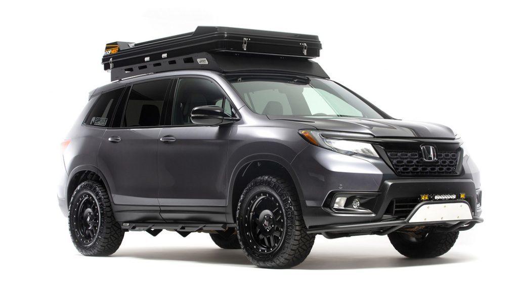 Concept Honda Passport Overland 2019