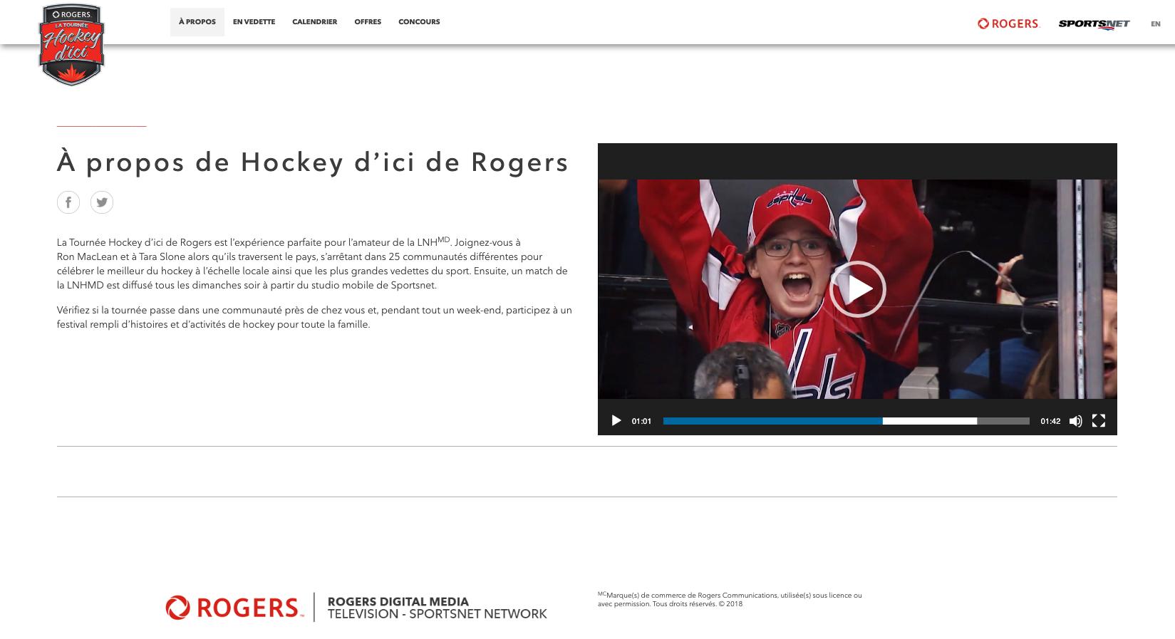 Intro to Hockey d'ici Rogers Hyundai