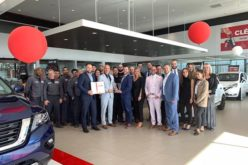 HGrégoire Nissan Vimont lauréat du Prix mondial d'excellence Nissan
