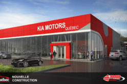 Kia Québec dans ses nouveaux locaux en décembre pour son 20e anniversaire