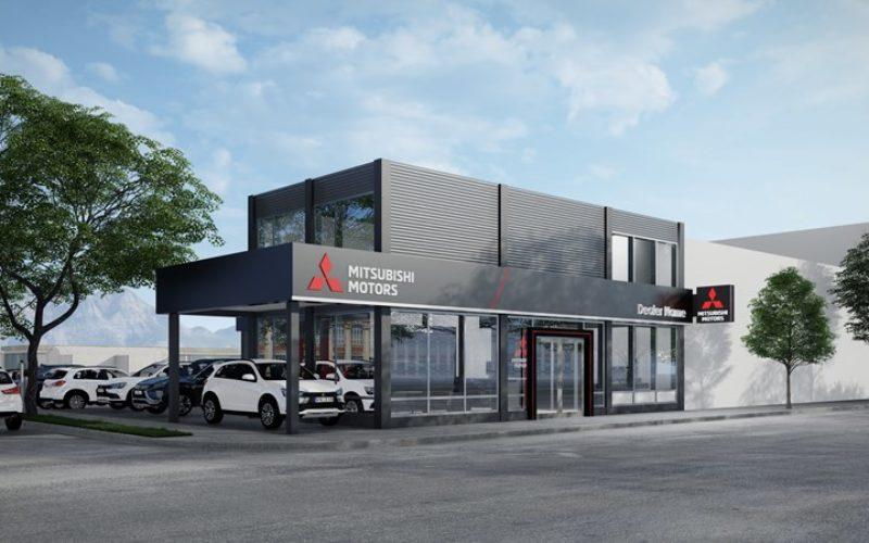Mitsubishi lance un nouveau concept de boutique urbaine