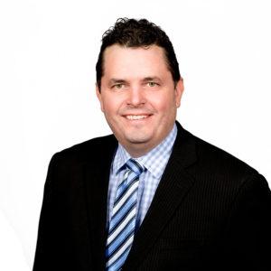 Marc-André-Lefebvre, vice-président des ventes Québec chez Groupe financier LGM