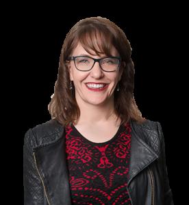 Karine Lebel, présidente de Garantie Avantage Plus.