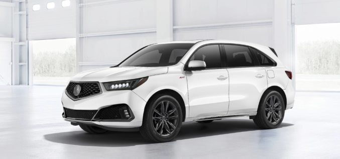 Essai Acura MDX A-Spec: question de rester pertinent