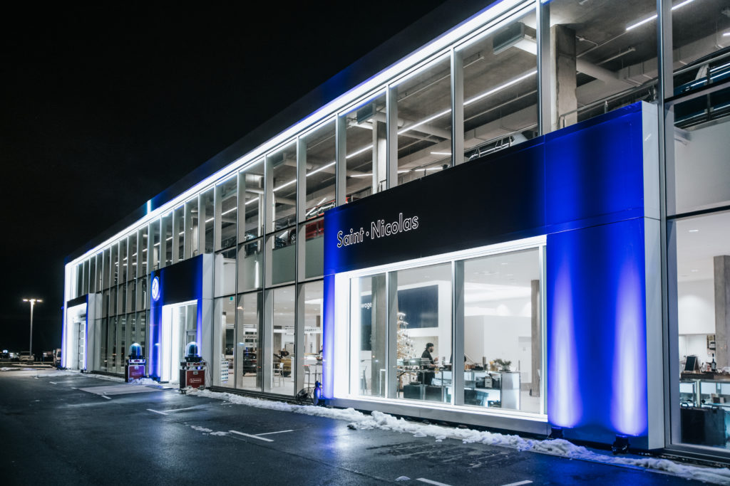 Volkswagen St-Nicolas