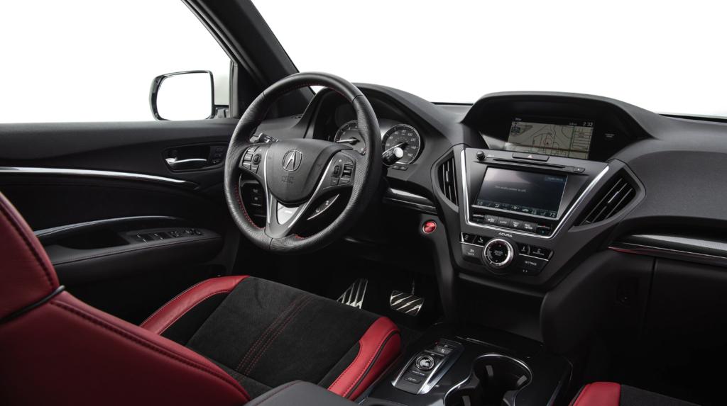 Acura MDX A-Spec 2020