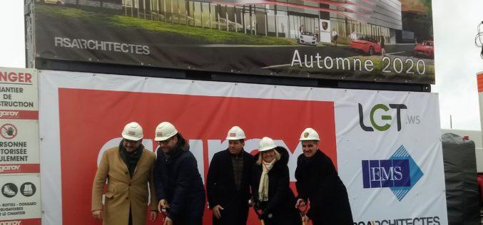 Centre Porsche Québec triplera son espace à l'automne 2020