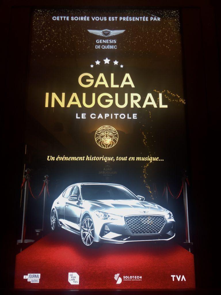 G90 Gala Capital Québec