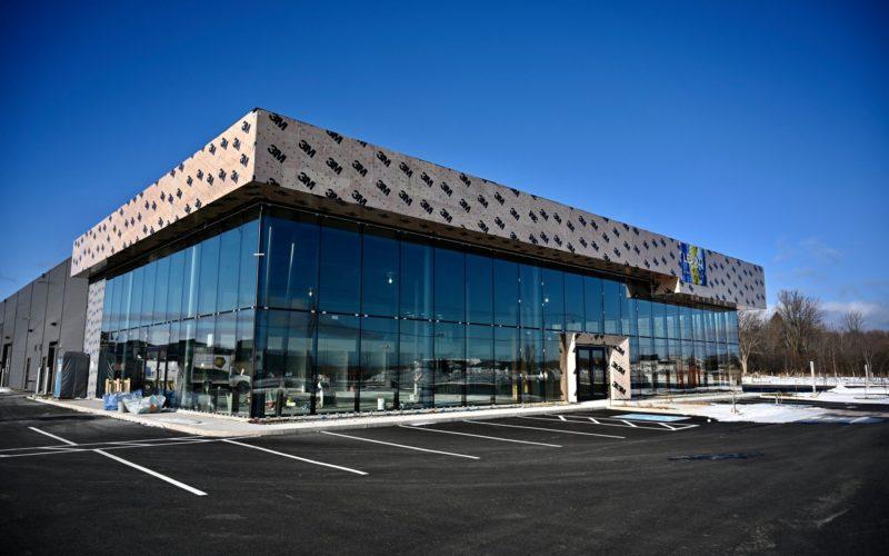 Léviko Hyundai dans ses futurs locaux en mars prochain (et une spécialisation en VÉ))