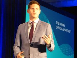 Max Lowenbaum, vice-président des ventes pour Hireology
