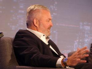 Michael Norris, directeur de Volvo Edmonton