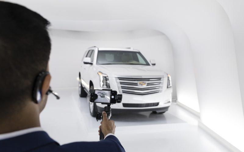 Cadillac Live: le futur standard du chat automobile en ligne?