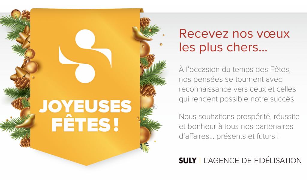 Suly - Agence de fidélisation