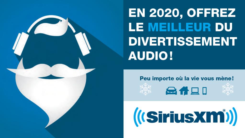 SiriusXM 2019 2020 Canada & Québec