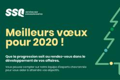 SSQ Assurance: les bons coups de 2019, les souhaits de 2020