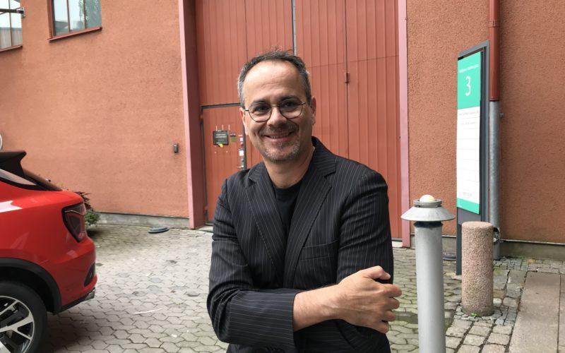 Entrevue: Simon Lamarre, v.-p. design extérieur  Geely: le défi d'une vie!