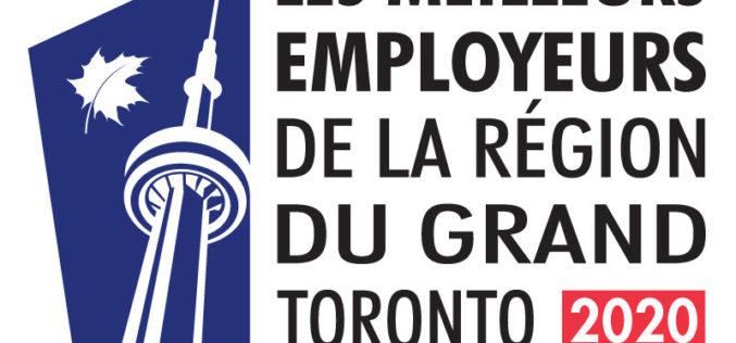 Cox Automotive Canada parmi les meilleurs employeurs