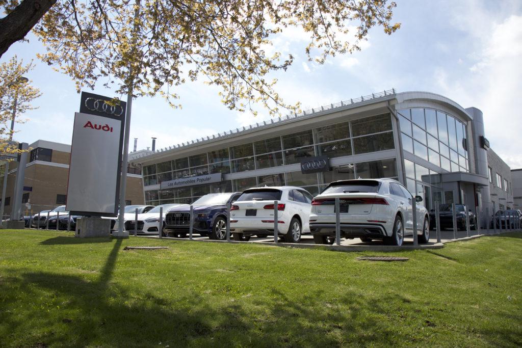 Audi Popular AutoMédia