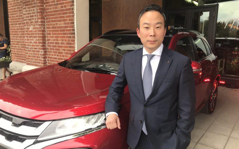 Patron de Mitsubishi Canada:  Les confidences de JJ
