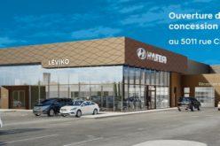 Léviko Hyundai déménage: 9 postes de disponibles