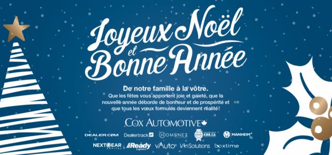 Cox Automotive: Les bons coups de 2019, les souhaits de 2020