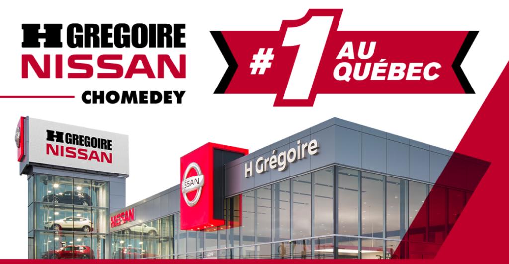 HGregoire Chomedey Nissan