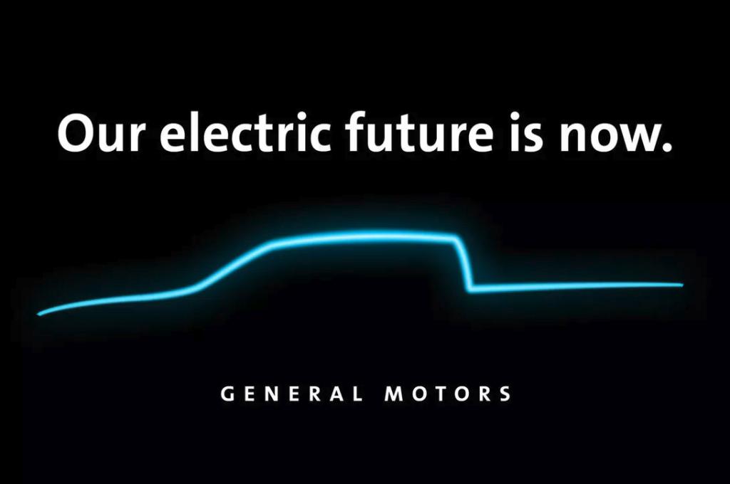 GM Camion Électrique