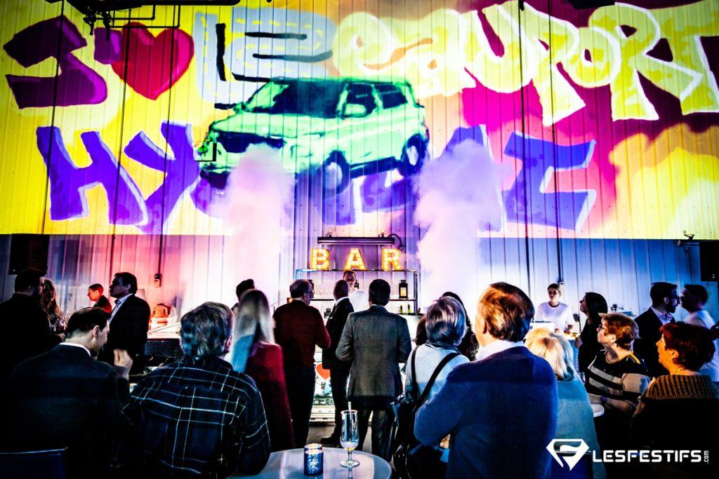 Soirée de lancement du Venue chez Beauport Hyundai