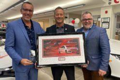 Martin Malo, parmi les 10 meilleurs vendeurs d'Honda Civic au Canada